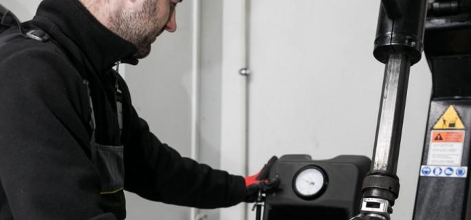 Jak ciśnienie powietrza w kołach wpływa na komfort jazdy?