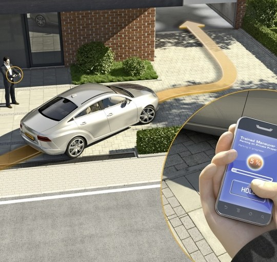 Naucz auto parkować!